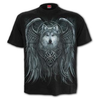 tričko pánské SPIRAL - WOLF SPIRIT - T167M101