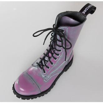 boty ALTERCORE - 10dírkové - Purple Rub-Off