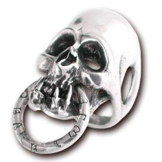 prsten Skull - ALCHEMY GOTHIC