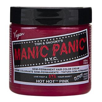 barva na vlasy MANIC PANIC - Classic - Hot Hot Pink