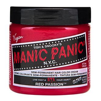 barva na vlasy MANIC PANIC - Classic - Red Passion