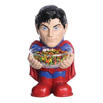 figurka (mísa na sladkosti) DC Comics Candy Bowl Holder - Superman, NNM