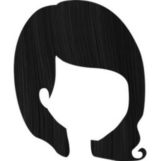 barva na vlasy CRAZY COLOR - Natural Black