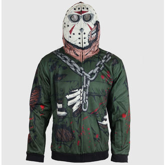kostým (mikina) Friday the 13th - Jason Voorhees - RUB881573