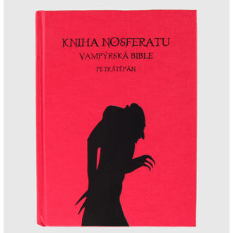 kniha Nosferatu - Vampýrská bible - Petr Štěpán (Red)