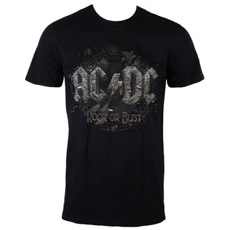 tričko pánské AC/DC - Rock Or Bust - LIVE NATION