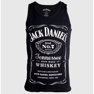 tílko pánské Jack Daniels - Black - TS141214JDS