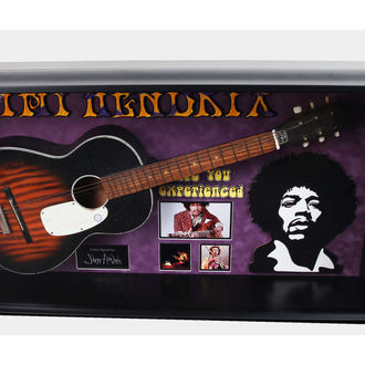 kytara s podpisem Jimi Hendrix - ANTIQUITIES CALIFORNIA