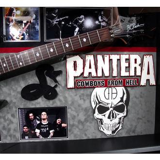 kytara s podpisem Pantera - ANTIQUITIES CALIFORNIA