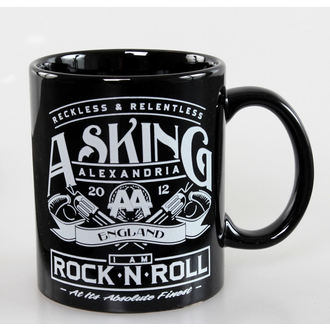 hrnek Asking Alexandria - Rock N Roll - ROCK OFF - ASKMUG01