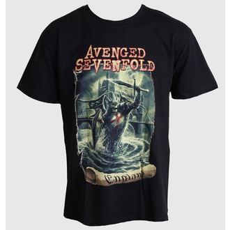 tričko pánské Avenged Sevenfold - England - ROCK OFF, ROCK OFF, Avenged Sevenfold