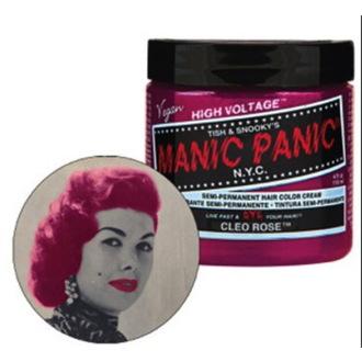 barva na vlasy MANIC PANIC - Classic - Cleo Rose