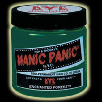 barva na vlasy MANIC PANIC - Classic - Enchanted Forrest