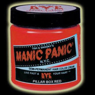 barva na vlasy MANIC PANIC - Classic - Pillarbox Red