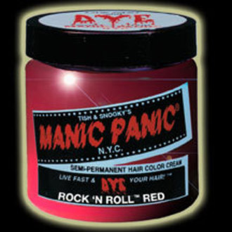 barva na vlasy MANIC PANIC - Classic - Rock n Roll Red