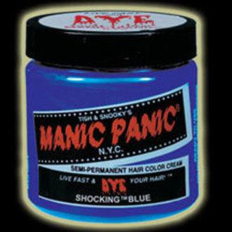 barva na vlasy MANIC PANIC - Classic - Shocking Blue