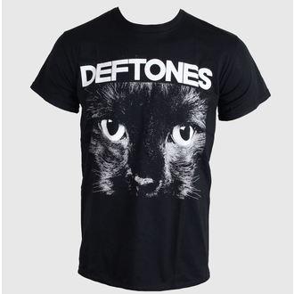 tričko pánské Deftones - Sphynx - Black - ROCK OFF - DEFTTS02MB
