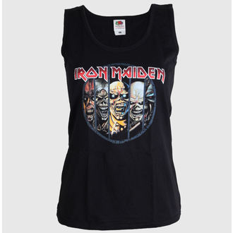 tílko dámské Iron Maiden - Evolution - ROCK OFF, ROCK OFF, Iron Maiden