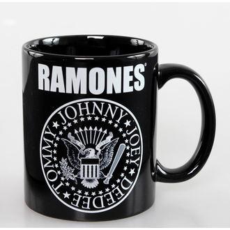 hrnek Ramones - Presidential Seal - ROCK OFF, ROCK OFF, Ramones