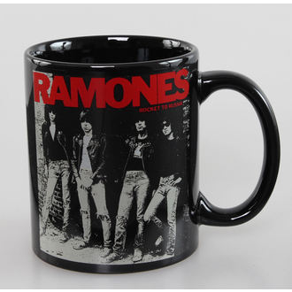 hrnek Ramones - Rocket to Russia - ROCK OFF, ROCK OFF, Ramones
