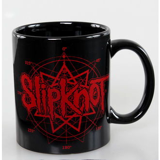 hrnek Slipknot - Logo Ceramic - ROCK OFF, ROCK OFF, Slipknot