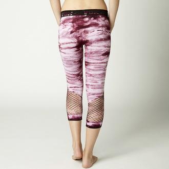 kalhoty dámské 3/4 (leginy) FOX - Tie Dye, FOX
