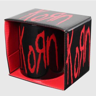hrnek Korn - Logo - ROCK OFF - KORNMUG01