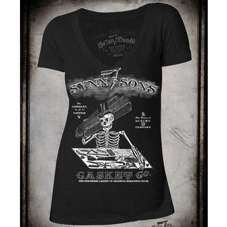 tričko dámské SE7EN DEADLY - Synn & Sons - SE006