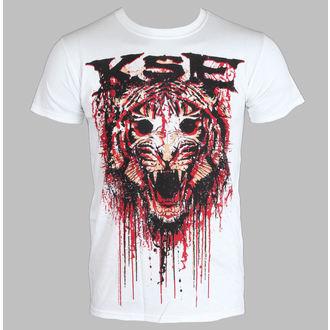 tričko pánské Killswitch Engage - Fury - White - ROCK OFF, ROCK OFF, Killswitch Engage