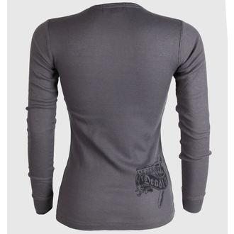 tričko dámské s dlouhým rukávem SE7EN DEADLY - Embalming Fluid - SE034