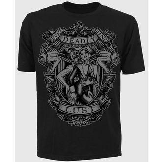 tričko pánské SE7EN DEADLY - Lust - SE021