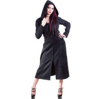kabát dámský NECESSARY EVIL - Alcis - Black - NE0001