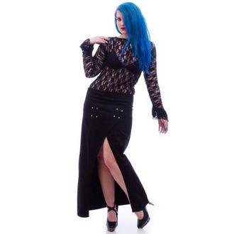 sukně dámská  NECESSARY EVIL - Cleone - Black