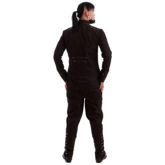 kalhoty pánské NECESSARY EVIL - Mephisto - Black