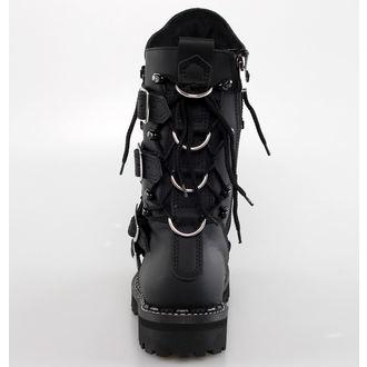 boty KMM - 4P - Black