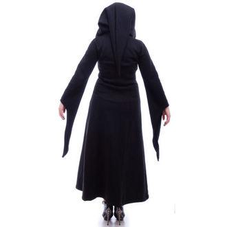 kabát dámský NECESSARY EVIL - Gothic Lilith - Black
