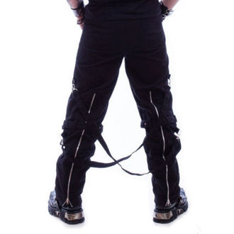 kalhoty pánské NECESSARY EVIL - Hypnos - Black, NECESSARY EVIL