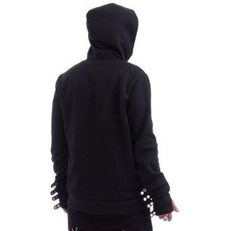 mikina pánská NECESSARY EVIL - Hypnos - Black, NECESSARY EVIL
