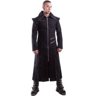 kabát pánský NECESSARY EVIL - Odin Full Lenght - Black - N1042