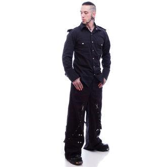 kalhoty pánské NECESSARY EVIL - Slaine - Black, NECESSARY EVIL