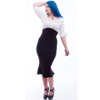 sukně dámská NECESSARY EVIL - Lyssa High Waisted - Black, NECESSARY EVIL