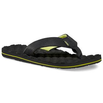 sandály pánské VANS - NEXPA CHECK - Black/Sulphur, VANS