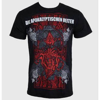 tričko pánské Die Apokalyptischen Reiter - Die Welt Ist Tief 2014 - MASSACRE RECORDS