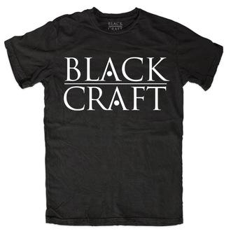 tričko pánské BLACK CRAFT - Blackcraft - Black - MT089BC
