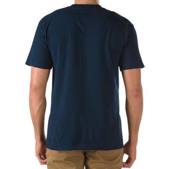 tričko pánské VANS - CLASSIC - Navy/Kelly Green