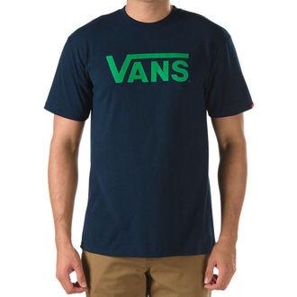 tričko pánské VANS - CLASSIC - Navy/Kelly Green, VANS