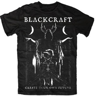 tričko pánské BLACK CRAFT - Manifest - Black - MT098MT
