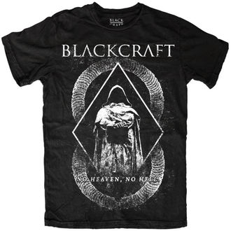 tričko pánské BLACK CRAFT - Summon - Black - MT117SM