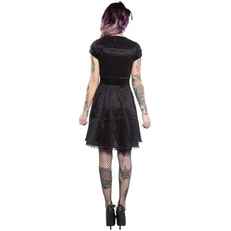 šaty dámské SOURPUSS - Party Princess - Black - SPDR118