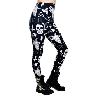 kalhoty dámské (legíny) TOO FAST - Addicted, TOO FAST